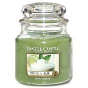Yankee Candle Medium Vanilla Lime Jar Candle 1107077E