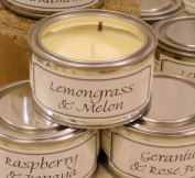 Pintail Candles Pintail Candle Filled Tin - Lemongrass and Melon