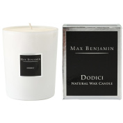 Max Benjamin Dodici Scented Glass Candle in Gift Box