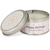Pintail Occasions Scented Candle Tin (Happy Birthday) - OT - HB