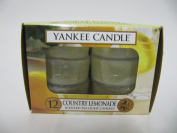 Yankee Candle - Country Lemonade - 12 Scented Tea Light Candles