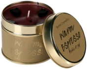 Bomb Cosmetics Scented Candle Tin, Warm Espresso