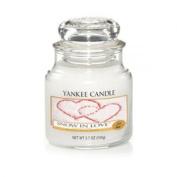 Yankee Candle Small Jar Snow In Love 110ml Jar