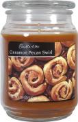 Cinnamon Pecan Swirl Terrace Jar Candle 510g