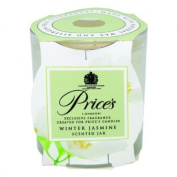 Prices Patent Candles Winter Jasmine Scented Jar