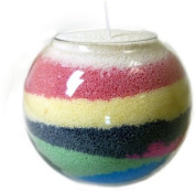 Creative Candle Sand - Strawberry Fragrance, Make Your Own Candles in any container