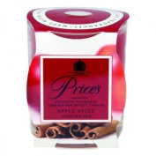 Prices Patent Candles Apple Spiced Scented Jar