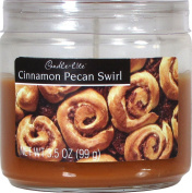 Candle-lite Essentials Cinnamon Pecan Swirl Jar Candle 100g