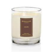 Desire Ambiance scented candle in glass by Bahoma London