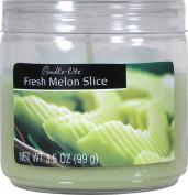 Fresh Melon Slice Jar Candle 100g