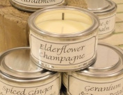 Pintail Candles Pintail Candle Filled Tin - Elderflower Champagne
