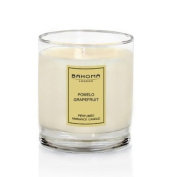 Pomelo Grapefruit Ambiance scented candle in glass by Bahoma London