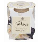 Prices Fragrance Scented Jar Sweet Vanilla