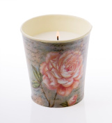Stoneglow - Rose Flower Pot Scented Candle
