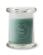 Stoneglow Candle Jar - Clean Cotton
