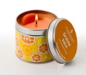 Stoneglow Candles - Orange Juice Tin Candle
