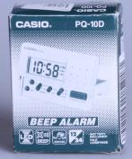 Casio PQ-10D-8REF LED Digital Travel Clock