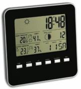 Quadro Black Wireless Weather Station