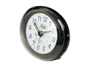 Trevi SL3052 Alta Quartz Alarm Clock with LED Backlight and Silent Sweep