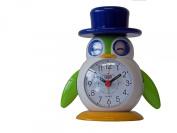 Trevi SL3045 - Lilla & Lallo Bright Coloured Bird Design Childs Bedside Alarm Clock