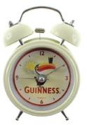 Guinness Twin Bell Alarm Clock-Toucan Design