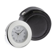 Silver Plated Alarm Clock