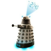 Dr Who Dalek Projection Alarm Clock - Birthday, Christmas, Father's Day Gift