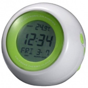 Technoline WQ 150 LCD Alarm Clock and Air Clean System