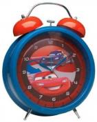 Disney Cars Jumbo Blue Alarm Clock