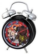 Zeon Weenicons Wake Up You Fool Twin Bell Alarm Clock