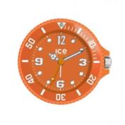 Ice-Clock Travel Alarm Clock - Orange