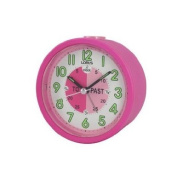 Lorus LHE034P - Beep Alarm Clock Time Teacher - Pink (Our ref