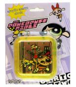 Yellow Powerpuff Girls Mini Alarm Clock - Girls Alarm Clock
