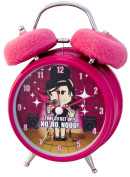 Zeon Weenicons Time To Get Up Twin Bell Alarm Clock
