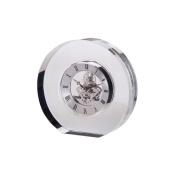 Dartington Crystal Clock, Round