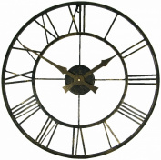 Roger Lascelles, Outdoor / Indoor Metal Clock