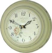 Roger Lascelles, Scandinavian Wall Clock, Tin
