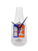 BottleClock Irn Bru Clock