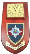 1st Btn Irish Guards Wall / Mess Clock
