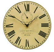 Roger Lascelles, Glasgow Station Wall clock with seconds hand