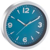 Kela Tokyo 17160 Wall Clock 20 cm Plastic Turquoise