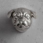 Dog Head Hook - Pug