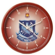 West Ham United F.C. Wall Clock