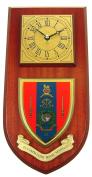 45 Commando Royal Marines Wall / Mess Clock