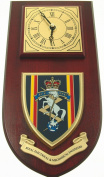 REME Royal Electrical Mechanical Engineers Wall / Mess Clock