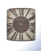 Metal Antique Wave Clock- William Sutton & Co London 1894