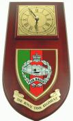 RTR Royal Tank Regiment Wall / Mess Clock