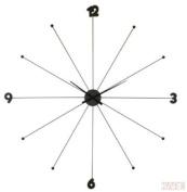 Kare 61805 Wall Clock Like Umbrella