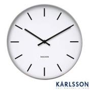 Karlsson Station Classic Wall Clock