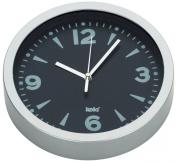 Kela Berlin 17162 Wall Clock 20 cm Plastic Black